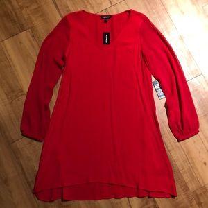 ❣️BNWT Express red super cute dress size XS